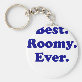 Best Roomy Ever Keychain