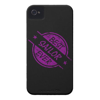 Best Sailor Ever Purple Case-Mate iPhone 4 Cases