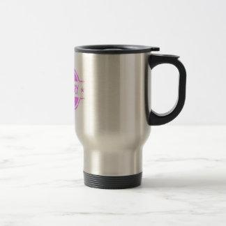 Best Secretary Ever Pink Travel Mug