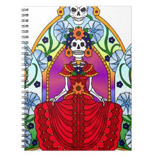 Best Seller Sugar Skull Notebook