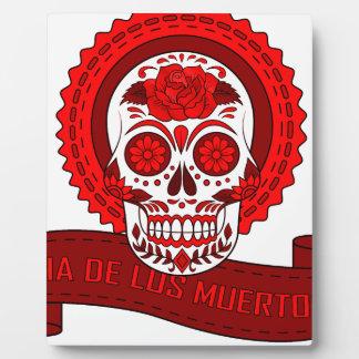 Best Seller Sugar Skull Plaque