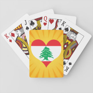 Best Selling Cute Lebanon Playing Cards
