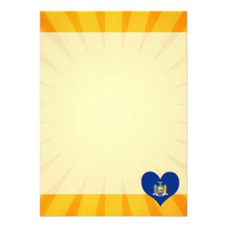 Best Selling Cute New York 13 Cm X 18 Cm Invitation Card