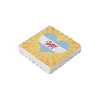 Best Selling Cute Patagonia Stone Magnet