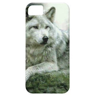 Best Selling Imaginative Wolf Art Illustration Pai Barely There iPhone 5 Case