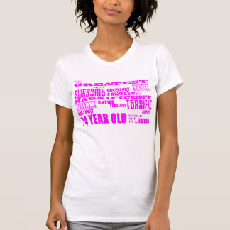 Best Seventy Four Girls Pink Greatest 74 Year Old Tee Shirt