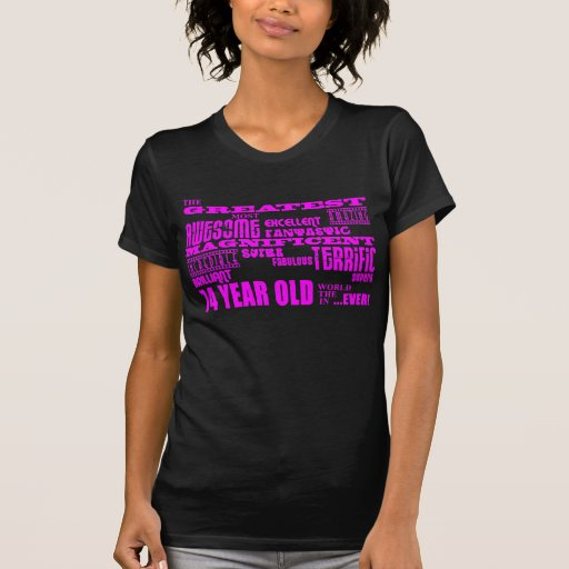 Best Seventy Four Girls Pink Greatest 74 Year Old Tees