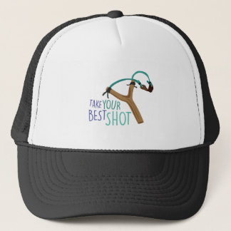 Best Shot Trucker Hat