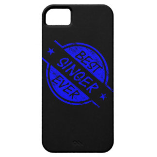 Best Singer Ever Blue iPhone 5 Cover