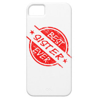 Best Sister Ever Red iPhone 5 Covers