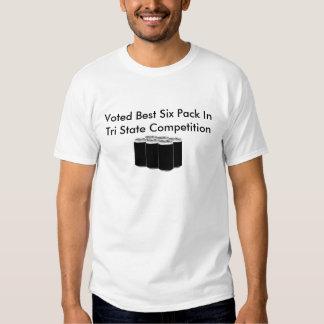 Best Six Pack Tshirt