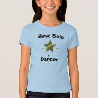 Best Solo Dancer Tee Shirt