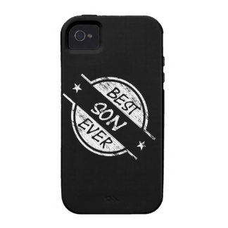 Best Son Ever White iPhone 4/4S Case