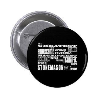 Best Stonemasons : Greatest Stonemason Button