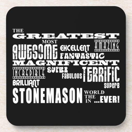 Best Stonemasons : Greatest Stonemason Coaster