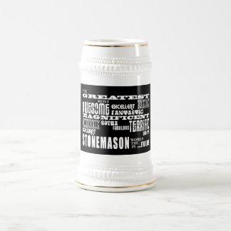 Best Stonemasons : Greatest Stonemason Coffee Mugs