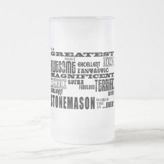 Best Stonemasons : Greatest Stonemason Mug