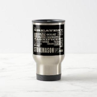 Best Stonemasons : Greatest Stonemason Coffee Mug