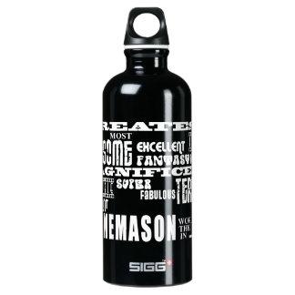 Best Stonemasons : Greatest Stonemason SIGG Traveller 0.6L Water Bottle