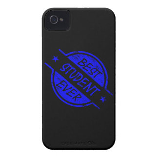 Best Student Ever Blue iPhone 4 Cases