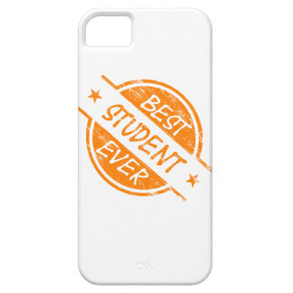 Best Student Ever Orange Cover For iPhone 5/5S