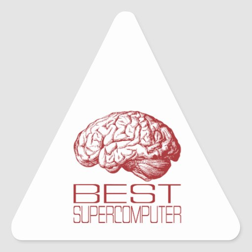 Best Supercomputer Sticker