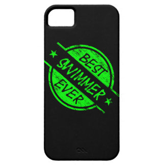 Best Swimmer Ever Green Case For The iPhone 5