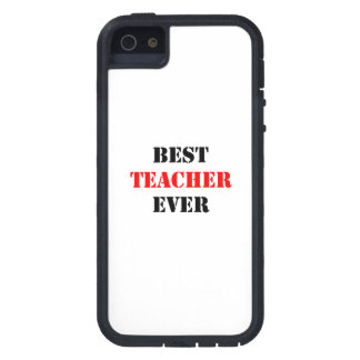 Best Teacher Ever Cover For iPhone 5