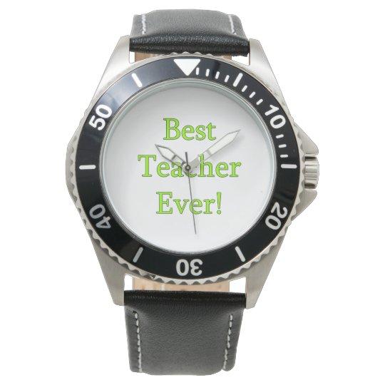 Best Teacher Ever Watch