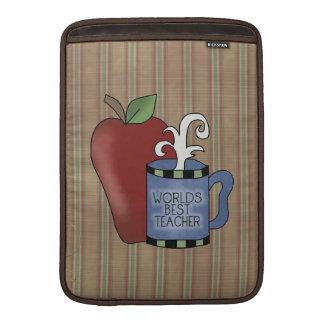 Best Teacher Macbook Air iPad/Laptop Sleeve MacBook Sleeves