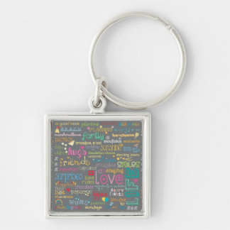 Best Things in Life Key Chain