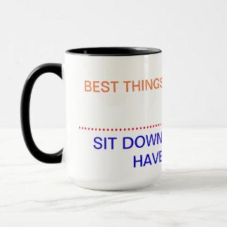 Best things mug