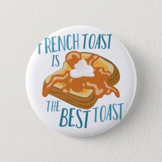 Best Toast 6 Cm Round Badge