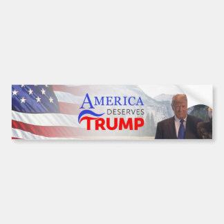 Best Trump bumper sticker available