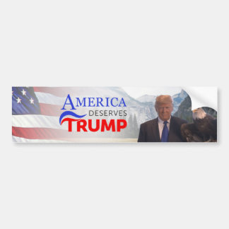 Best Trump bumper sticker available