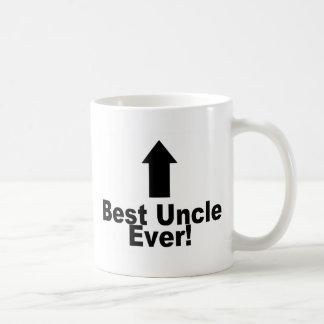 Best Uncle Ever Basic White Mug