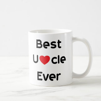 Best Uncle Ever Coffee Mug