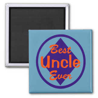 Best Uncle Ever Magnet