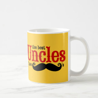 Best Uncles Have Mustaches Coffee Mug