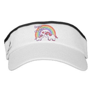Best Unicorn Mom Visor