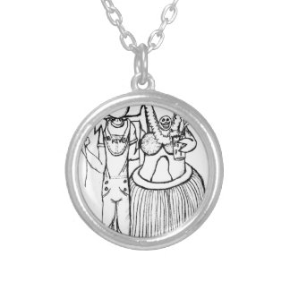 Best Vegetable Gardening Books Silver Plated Necklace