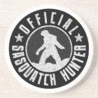 Best Version - OFFICIAL Sasquatch Hunter Design Coaster