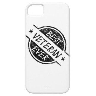 Best Veteran Ever Black iPhone 5 Cases