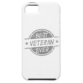 Best Veteran Ever Gray iPhone 5 Cases