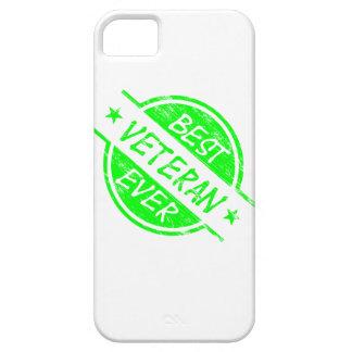 Best Veteran Ever Green iPhone 5/5S Cases