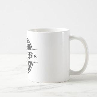 Best Volunteer Ever Black Coffee Mug
