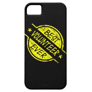 Best Volunteer Ever Yellow iPhone 5 Covers