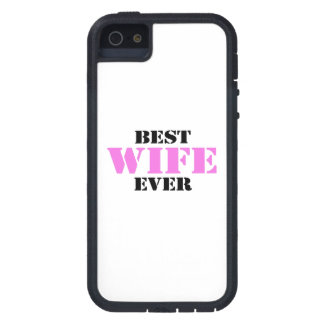 Best Wife Ever Cover For iPhone 5