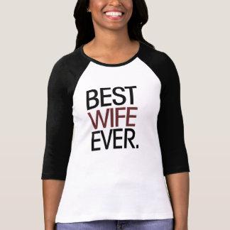 Best Wife Ever T-Shirt