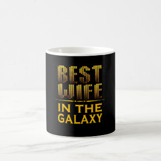 Best Wife In The Galaxy Coffee Mug
